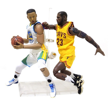James Jordan Bryant Stephen Curry 1/9 NBA star basketball player doll Garage Kits model Kobe Bean Bryant action figure toys