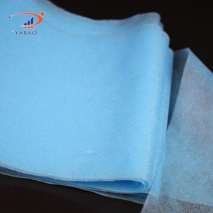 Non woven mask material SS grade non-woven fabric