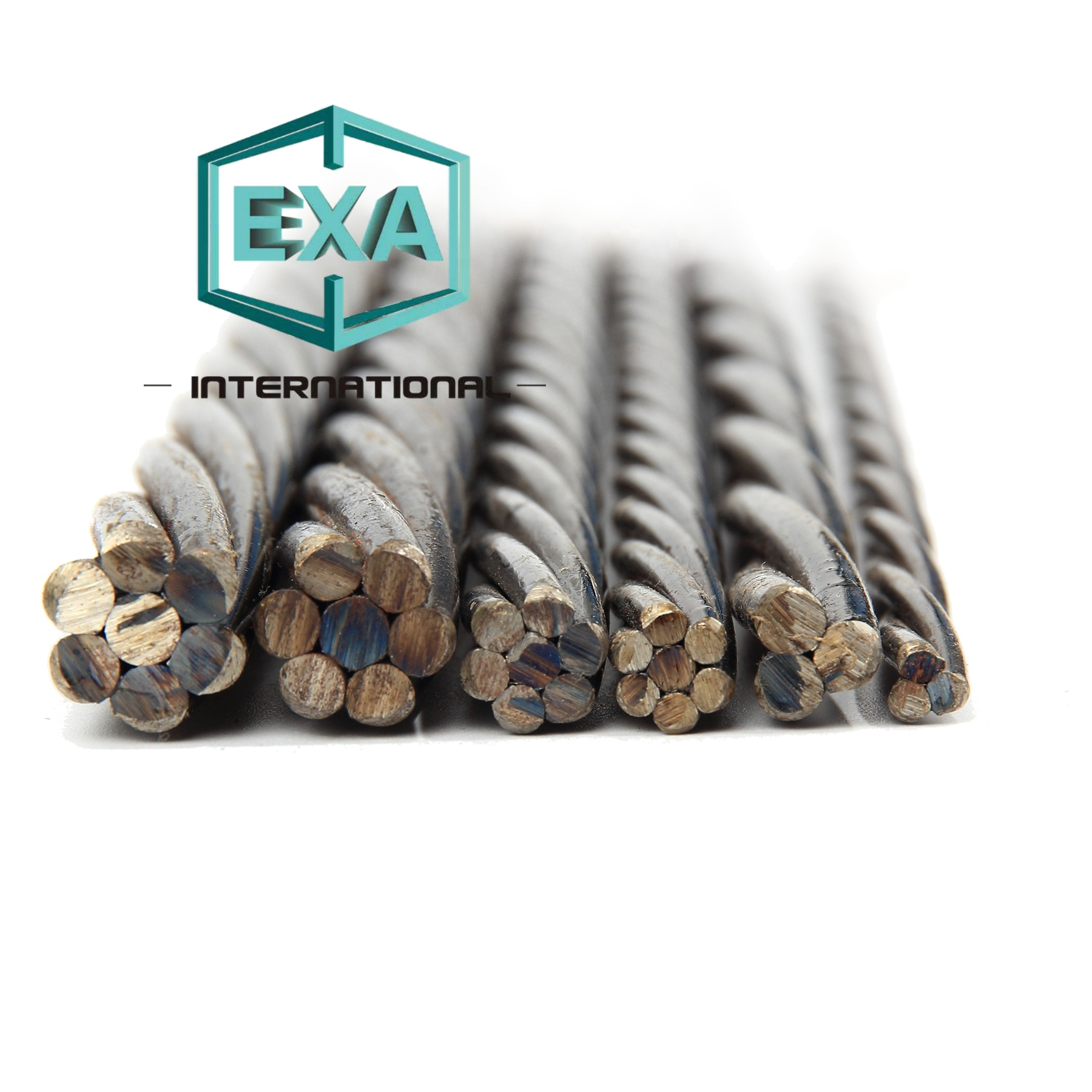 7 wire  12.7mm hight tensile pc steel strand prestressed concrete hole project