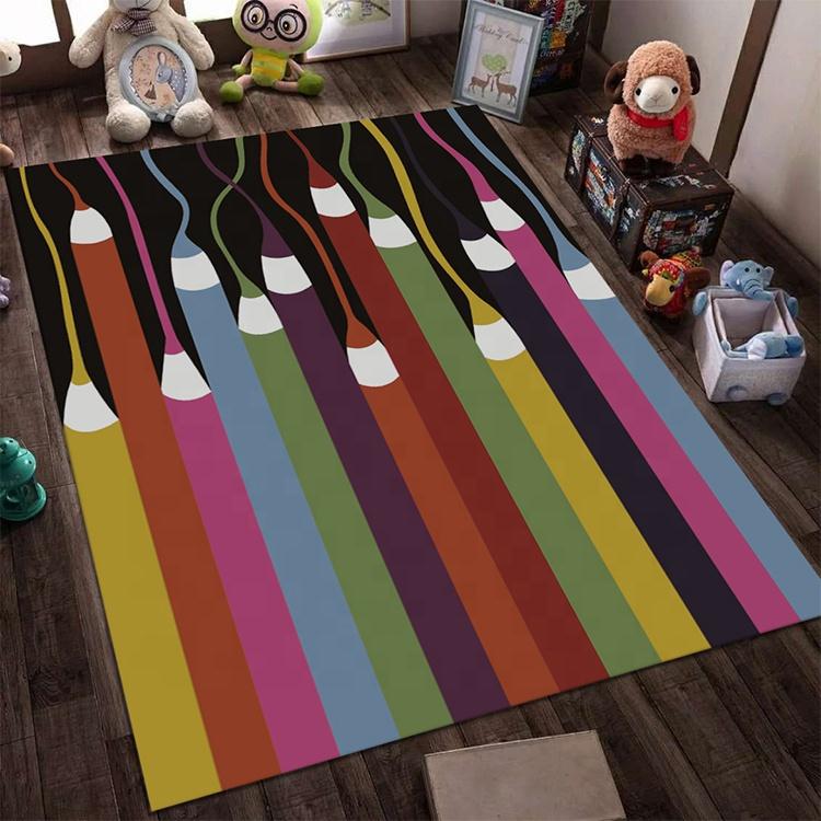 Venta al por mayor precio de alfombras por metro cuadrado
