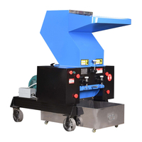 300kg/H Waste Small Plastic Bottle Recycling Strong Crusher