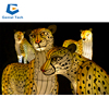 Leopard laterne