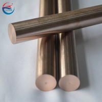 Factory Manufacture Wolfram Thin Tungsten Rod and Tungsten Copper Alloy