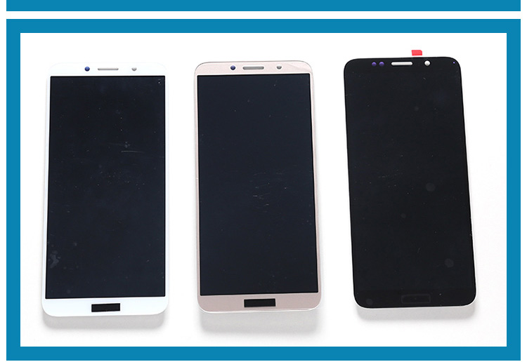 Replacement repair mobile phone lcd for huawei y5 2018 lcd screen assembly display with touch screen digitizer