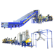 PET Bottles Plastic Recycling Machine Price