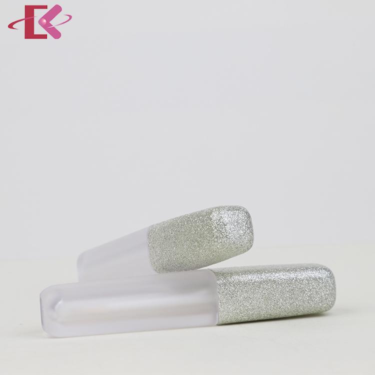 Customized plastic tube liquid lipstick lip glaze tube colorful liquid lip gloss packing vendor