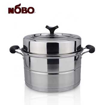 Best selling 2/3 layer commercial industrial fish food steamer
