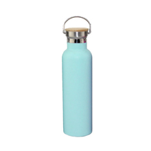 Hot Verkoop Dubbele Wand Thermos Roestvrij Staal <span class=keywords><strong>Water</strong></span> Fles Met Handvat