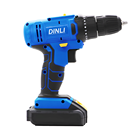 18v Cordless Power Tools Electric Portable Hand Drill Kit