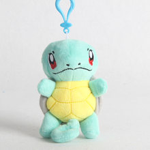 10 см Jigglypuff Charmander Bulbasaur Squirtle Evee покемонная плюшевая игрушка для детей активный подарок маленькая мягкая кукла аниме(Китай)