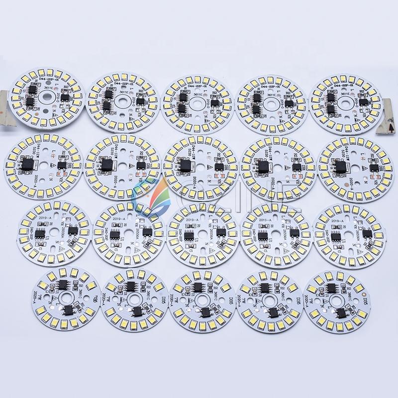 Czinelight Manufacturer Promotion Price Driverless Dob 2835 Smd 3w 5w 7w 9w 12w 15w Dob Led Bulb Module