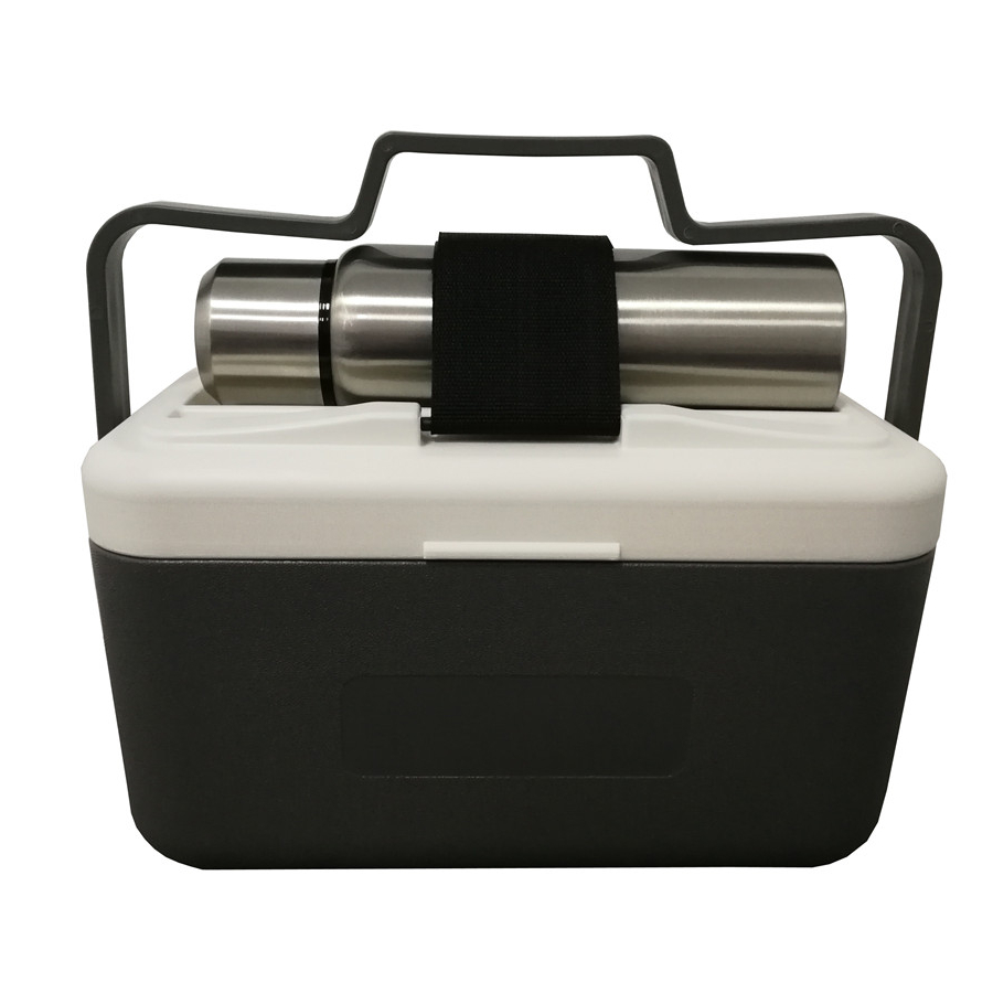 Classic cooler box with vacuum flask combos