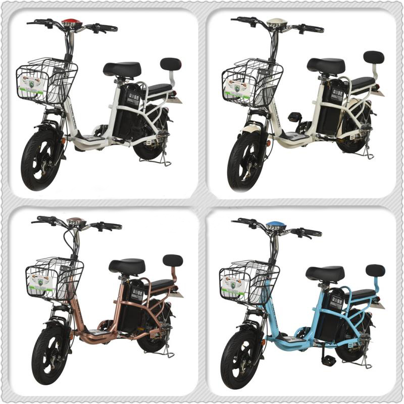 2021 QSD Three Wheel Adult Bike  Loading Both People And Goods Three Wheeled Bicycle Hot Sale 3 wheel  for passenger