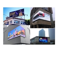 P2.5 p3 p4 p5 p6 p8 p10 led display panels led screen video wall for outdoor advertising