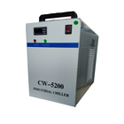 Cooled Water Chiller Cw5000 CW5200 CW5000 CW3000 Industrial Air Cooled Laser Water Chiller For Co2 Laser Tube