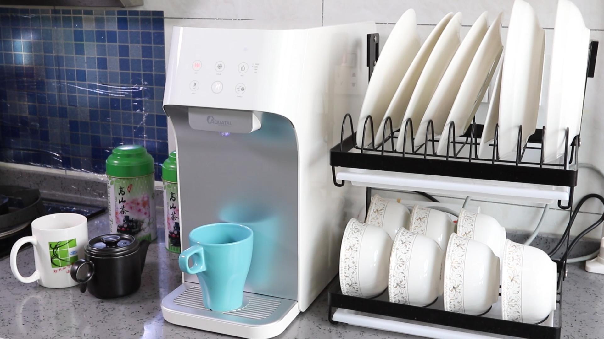 2020 Nieuwe Collectie Mini Elektrische Drinkwater Dispenser Hot Cold