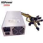 Hanqiang RSPower PSU 2000w 전원 공급