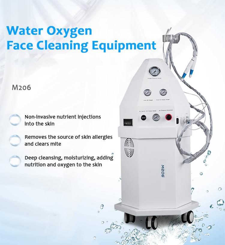 フェイシャルトリートメントジェット皮水酸素マシン水ジェット機の価格