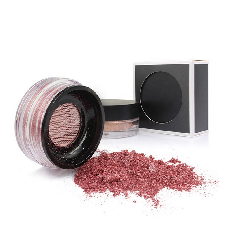 Newest Product High Pigments OEM Wholesale Loose Highlighter Makeup