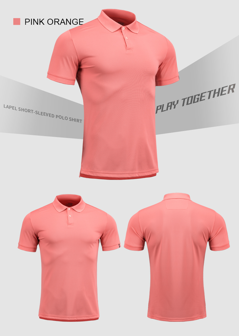 mens polo coaches t shirts custom printing