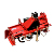 Farm rotavator pto cultivator mini 3 point rotary tiller for tractor