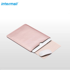 Pink Leather computer liner case bag Laptop Sleeve 13.3""