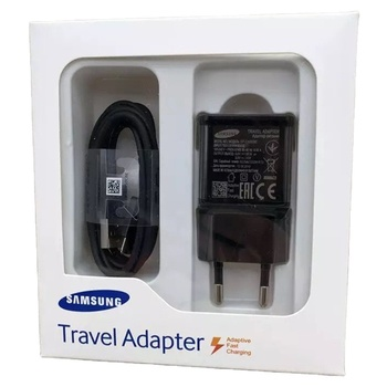 retail package High quality travel charger power adapter 9v 2a with USB micro data cable for Samsung s6 S8 S9 fast charger