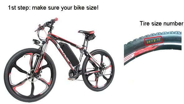 48V-60V 2000W Electric Bicycle Bike Brushless Motor Speed Controller Set 12 Tube