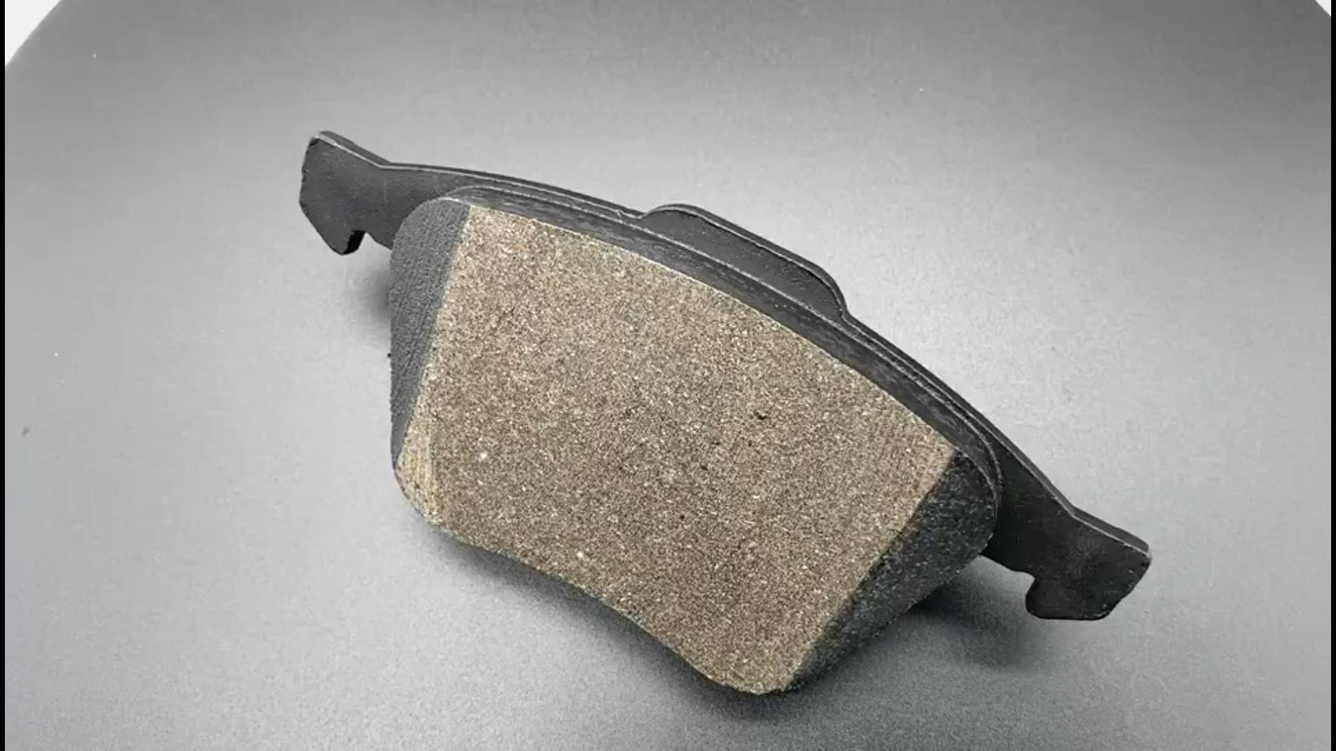 High quality car brake pads wholesale low price