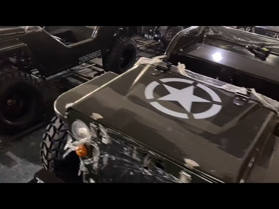 New 150cc   gas ATV