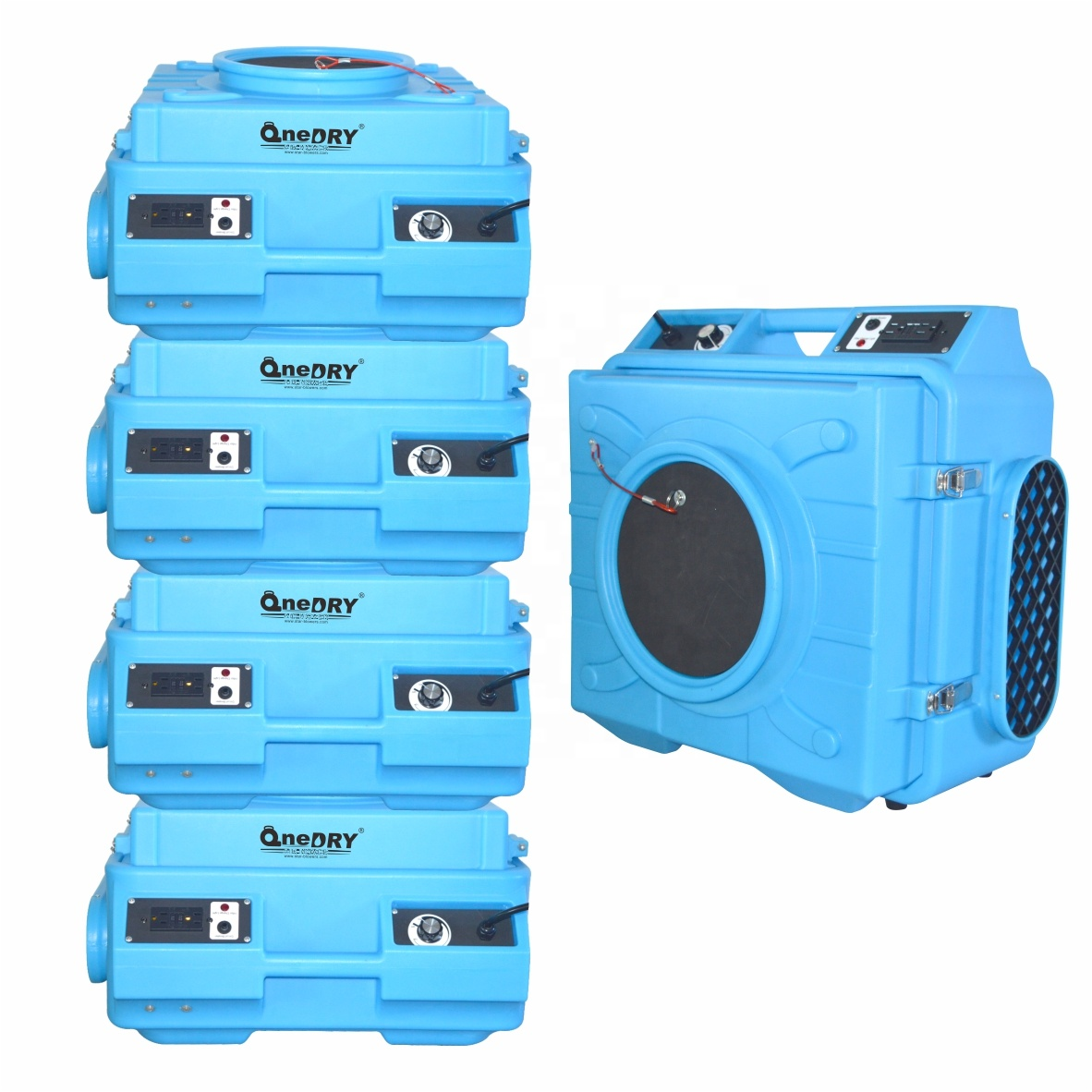 industrial environmentally friendly healthy portable air purifier wet air scrubber commercial for smoke and fire disaster