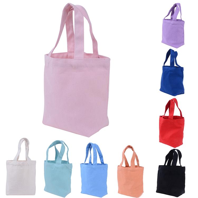 Personalizado saco de lona impressa algodão orgânico sacola reutilizável eco shopping bags