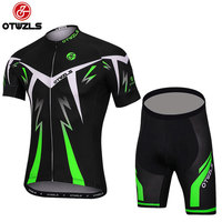 2019 Cycling Jersey set Road Mountain Bike Cycling Clothing set MTB Bicycle Sportswear Suit Cycling Clothes Set For Mans