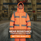 Uniform China Factory Supplier Good Quality Cleaning Uniform The Sanitation Cotton-padded Jacket Construction Work Clothes