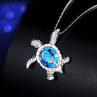 Turtle Necklace Turtle 2019 New Arrival Custom Turtle Necklace Fashion Pendant Necklace For Women