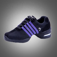 P28H air-condition sole jazz dance sneaker for women wholesale line dance sneakers