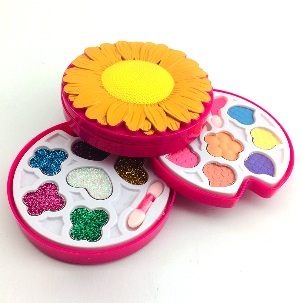 New faction child pretend make up kits little princess cosmetic set toys