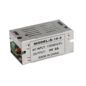 Switch mode led power supply 5v 2a 10w electronics led driver