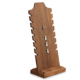 Hot Sale Classic Elegant Necklace Bust Wooden Freestanding Jewelry Display Stand