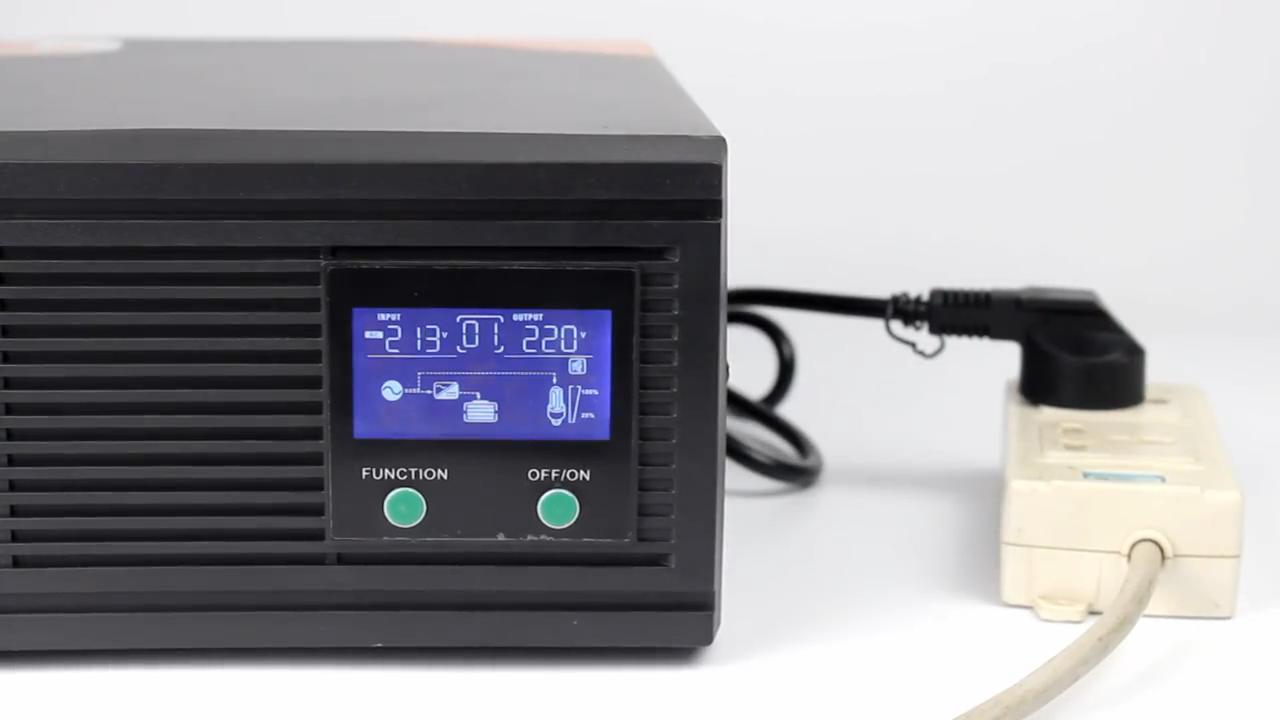 Инвертирующий усилитель мощности 12v 220v 1500va с зарядным устройством и зарядным устройством