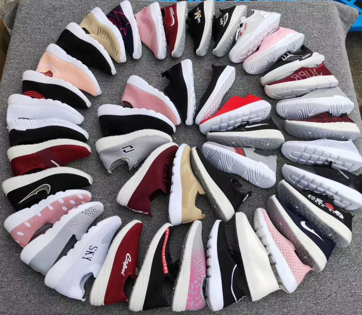 2020 Custom Manufacturer cheaper and good quality Sneakers Fashion Casual Shoes Women
