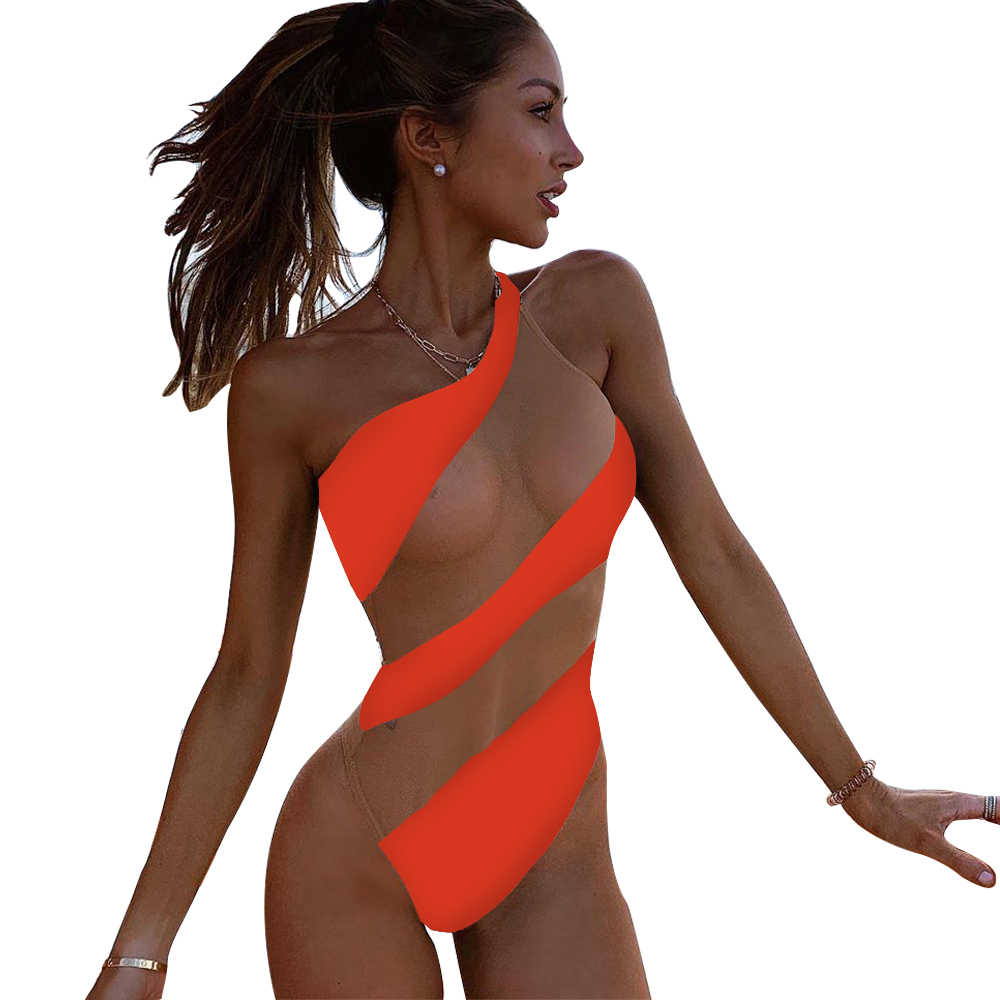 2020 <strong>New</strong> Private Label African girl Swimwear <strong>sexy</strong> Women <strong>Bikini</strong> One Piece Swimsuit