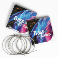 wholesale 5 strings bass stainless steel guitar string