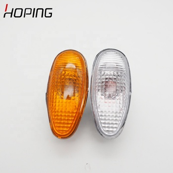 Hoping Auto Left Right Side Fender Marker Light Fender Signal Lamp Light For Mitsubishi Outlander Pajero Montero Lancer