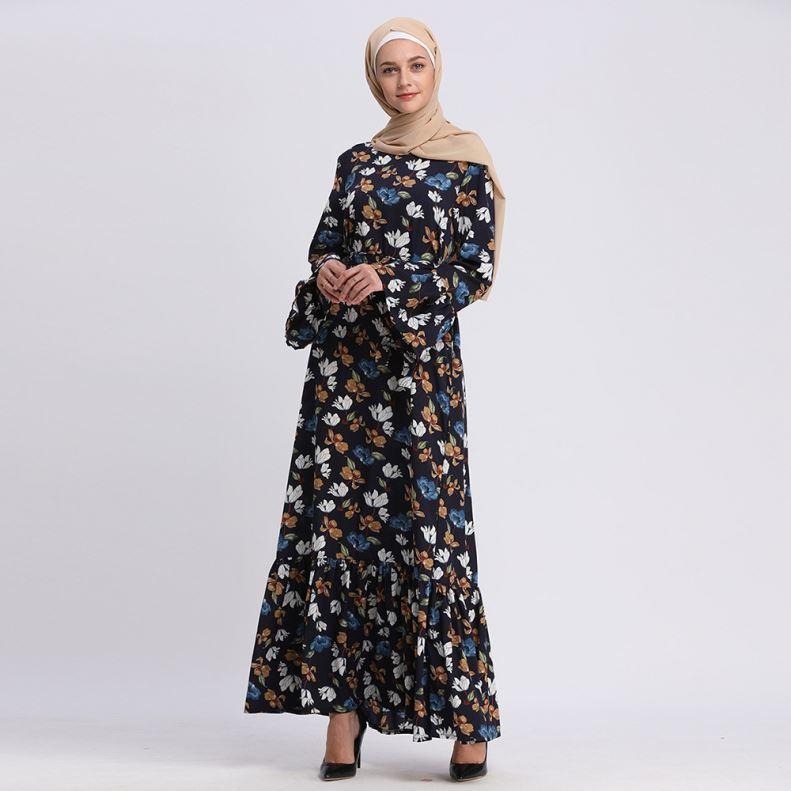 2020 yüksek kalite özel son yeni jubba kadınlar için müslüman arap jalabiya mütevazı elbise