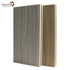 MexyTech fireproof poly wood decking board building material composite timber