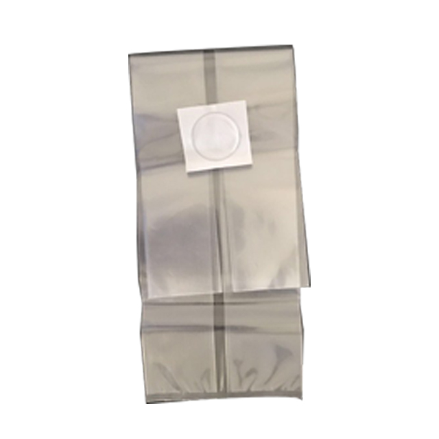 Satrise 25*14*50cm autoclave filter patch PP gusseted jamur bertelur tas