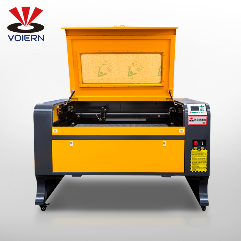 Voiern factory WR- 9060 CO2 <strong>laser</strong> engraving machine 1080 <strong>laser</strong> cutting machine RECI tube and ruida6445 High-Quality