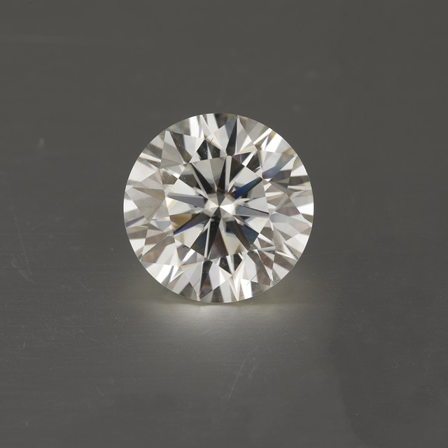 Round 1CT 6.5mm Lab Created Diamonds D Color VVS1 Loose Moissanite Wholesale