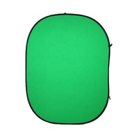 Professional Video Green Screen Photography Reflector Portable Collapsible Backdrop